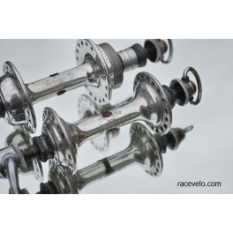 Campagnolo Nuovo Record hubs low flange