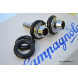 2x Campagnolo brake rubber adjuster O-RINGS NUOVO SUPER RECORD grommets Black or White
