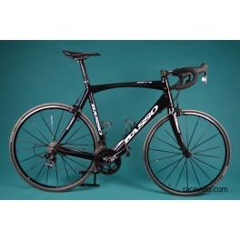 Carbon bicycle Basso Astra limited edition Black Sram red Ksyrium sl