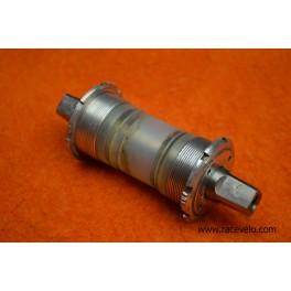 Vintage Titanium Stronglight bottom bracket 119mm english 1.37x24f