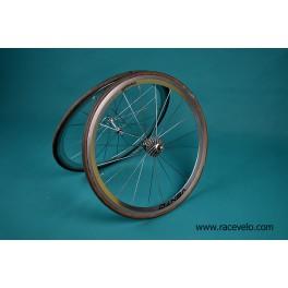 Campagnolo Vento Wheels 20 spokes 8 speed Vintage Road Race