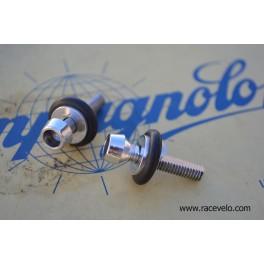 Vintage brake adjuster barrel, fit Campagnolo nuovo record super record 50th anniversary C record Cobalto