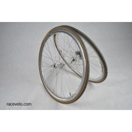 Vintage Campagnolo C Record wheels Atlanta 1996 Rims