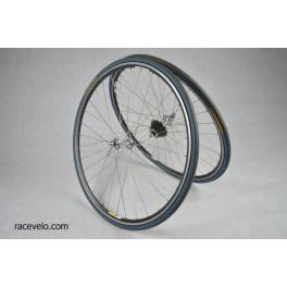 Vintage Campagnolo C Record wheels campagnolo omega rims